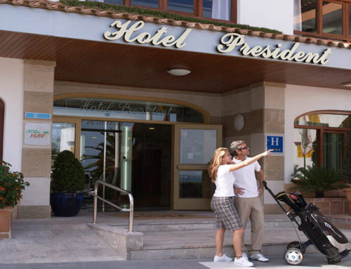 HSM Hotel President Alcudia