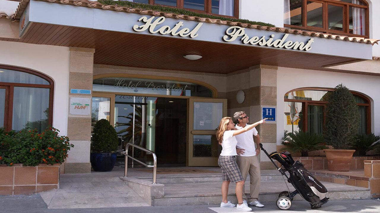 Hotel President Mallorca Alcudia