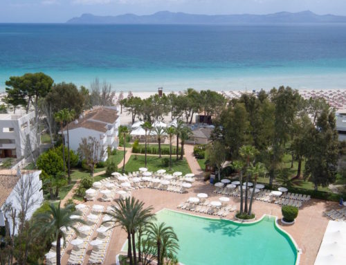 Hotel Astoria Park Alcudia