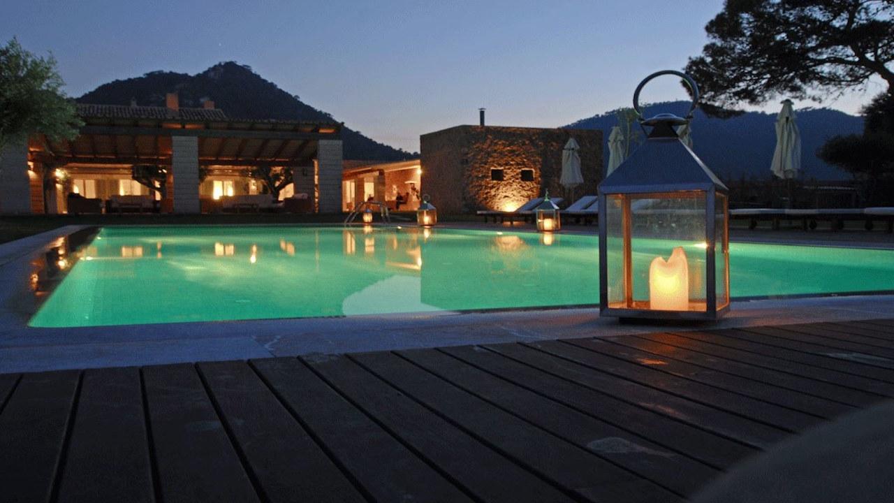Can simoneta 5 sterne luxus mallorca golf holidays for Hotel de diseno mallorca